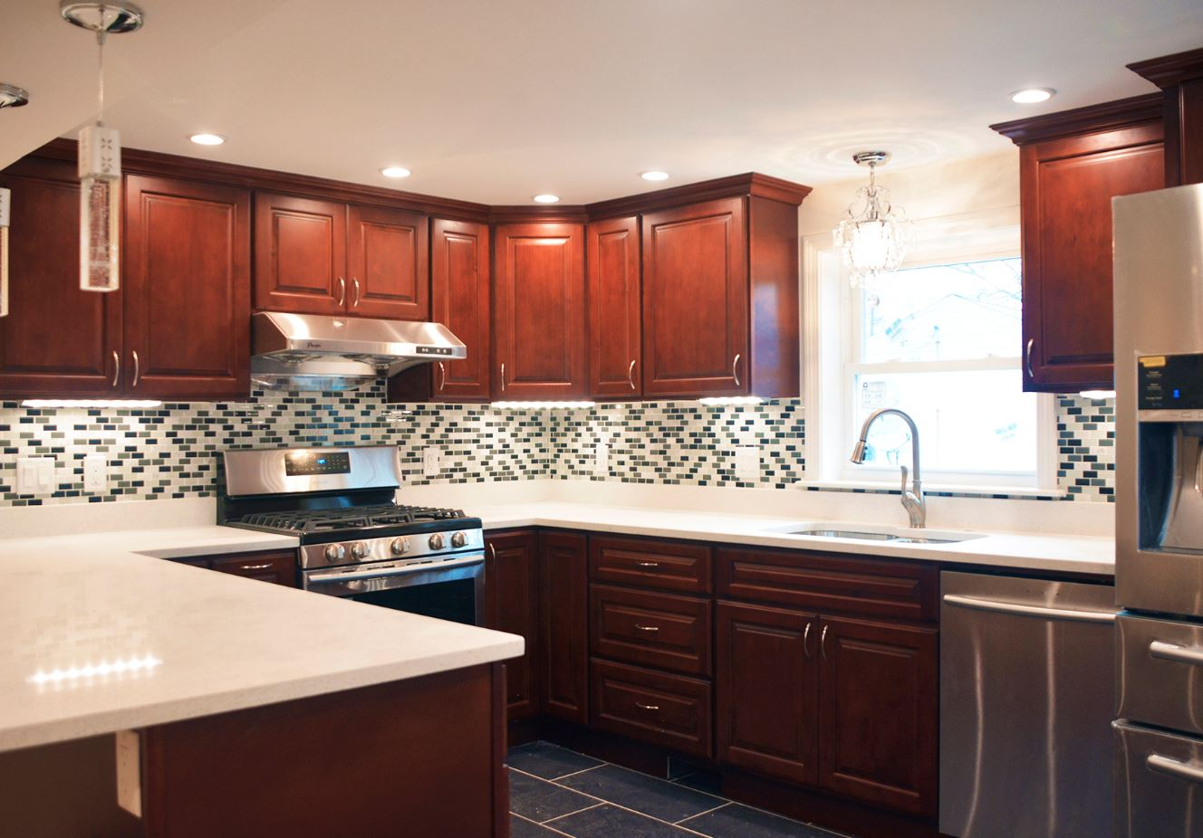 classic cherry star kitchen - Star Kitchen